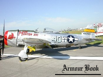 P-47D-40-RA Thunderbolt [Walk Around]