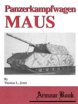 Panzerkampfwagen MAUS [Panzer Tracts]
