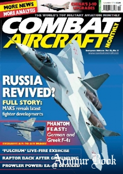 Combat Aircraft Monthly 2011-11 (Vol.12 No.11)