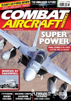 Combat Aircraft Monthly 2011-09 (Vol.12 No.09)