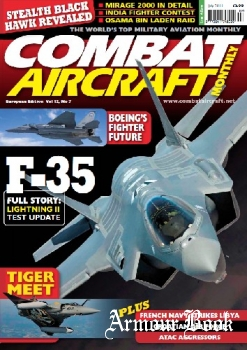 Combat Aircraft Monthly 2011-07 (Vol.12 No.07)