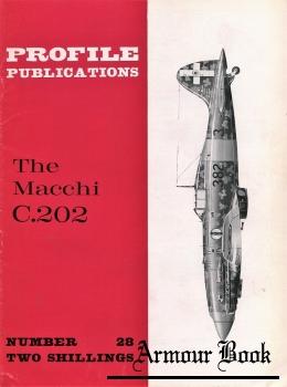 The Macchi C.202 [Aircraft Profile №28]