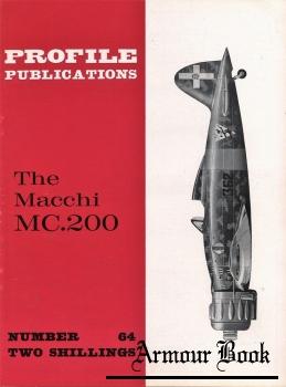 The Macchi MC.200 [Aircraft Profile №64]
