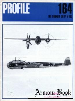 The Dornier Do-17 & 215 [Aircraft Profile №164]