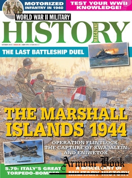 World War II Military History Magazine 2015-10 (28)
