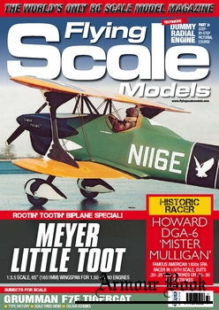 Flying Scale Models 2020-07