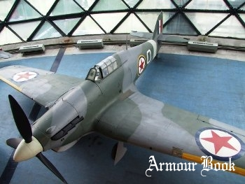 Hawker Hurricane Mk IV RP [Walk Around]
