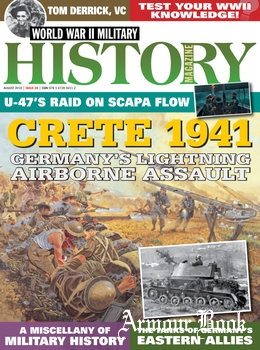 World War II Military History Magazine 2015-08 (26)