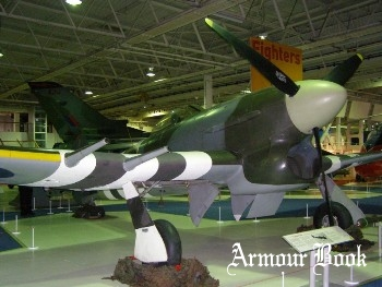 Hawker Typhoon [Walk Around]