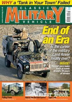 Classic Military Vehicle 2020-07 (230)