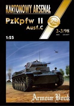 Pzkpfw II Ausf C [Halinski KA 1998-02/03]