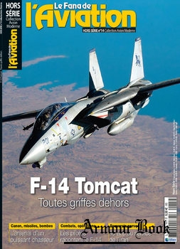 F-14 Tomcat [Le Fana de L'Aviation Hors-Serie №14]