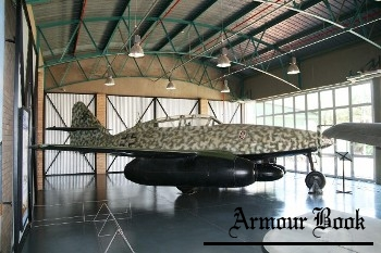 Messerschmitt Me 262B-1a/U1 [Walk Around]