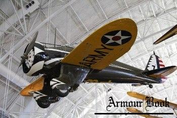P-26 Peashooter [Walk Around]