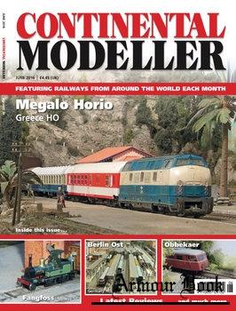 Continental Modeller 2016-06