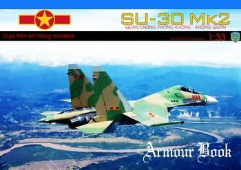 Su-30 MK2 Viet Nam Air Force [Modelik 2008-31]