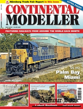 Continental Modeller 2016-05