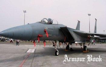 McDonnell Douglas F-15C Eagle [Walk Around]