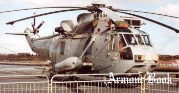 Sikorsky CH-124 Sea King [Walk Around]
