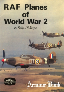 RAF Planes of World War 2 [Air History WWII series №3]