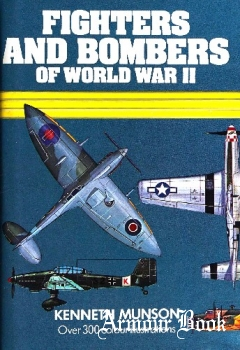 Fighters and Bombers of World War II [Peerage Books]