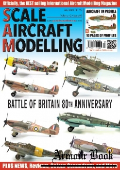 Scale Aircraft Modelling 2020-07