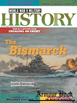 World War II Military History Magazine 2013-07 (01)