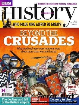 BBC History UK 2011-07