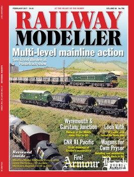 Railway Modeller 2017-02