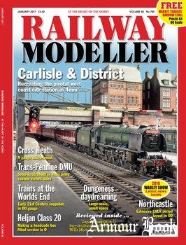 Railway Modeller 2017-01