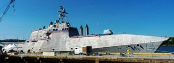 USS Manchester (LCS-14) [Walk Around]