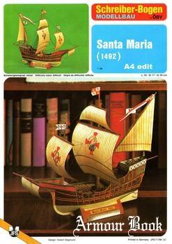 Santa Maria 1492 [Schreiber-Bogen]