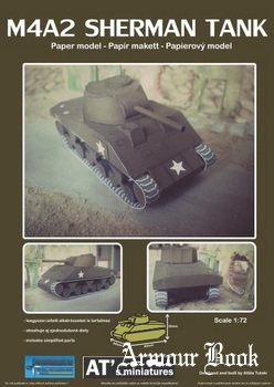 M4A2 SHERMAN [Attila Tuloki]