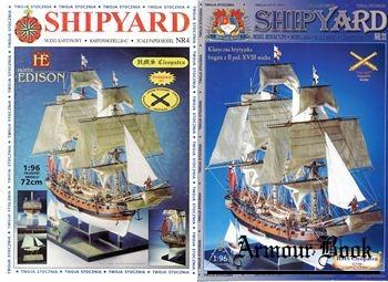 "HMS ""Cleopatra"" [ShipYard 004, 021]"