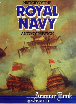 History of the Royal Navy [Bison Books]