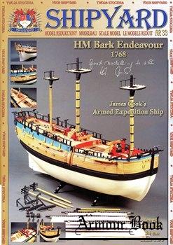 HM Bark Endeavour [ShipYard 033]
