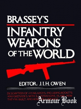 Brassey's Infantry Weapons of the World 1950-1975 [Bonanza Books]