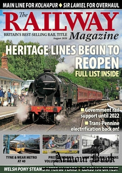 The Railway Magazine 2020-08