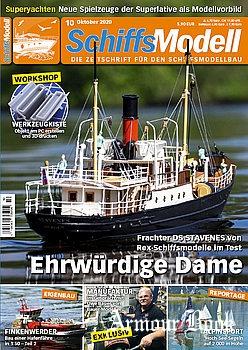 Schiffsmodell 2020-10