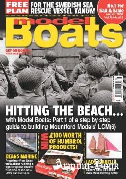 Model Boats 2020-08