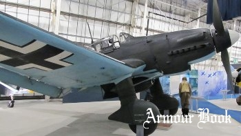Junkers Ju-87 G2 Stuka [Walk Around]