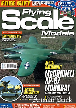Flying Scale Models 2020-10