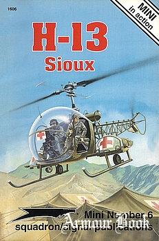 H-13 Sioux [Squadron Signal 1606]
