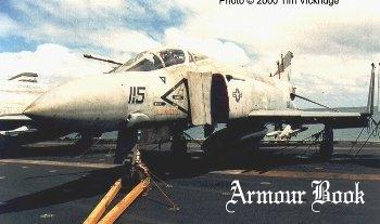 USN F-4 Phantom II [Walk Around]
