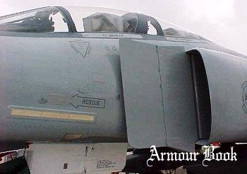 McDonnell Douglas F-4F Phantom II [Walk Around]