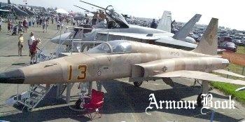 Northrop F-5 Freedom Fighter [Walk Around]