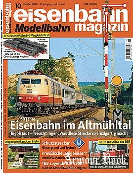 Eisenbahn Magazin 2020-10
