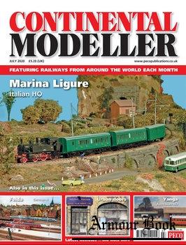 Continental Modeller 2020-07