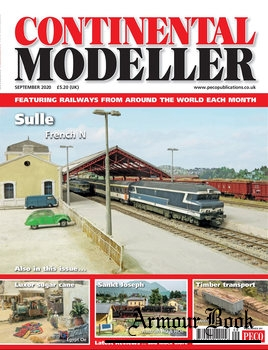Continental Modeller 2020-09