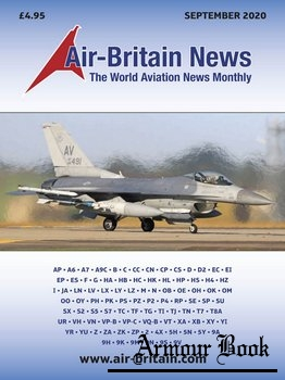 Air-Britain News 2020-09